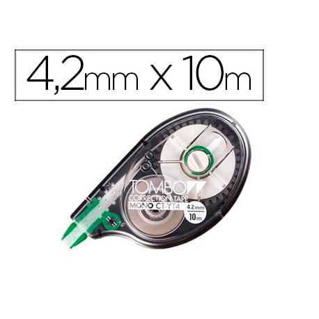 Cinta correctora Tombow 4,2mm x 10m