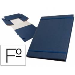 Carpeta proyectos Liderpapel expansible gofrada folio
