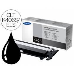 Toner Samsung CLT-K406S/ELS Negro Impresora CLP-365