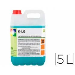 Limpiador multiusos garrafa 5 litros