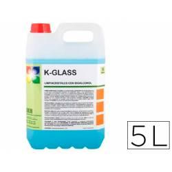 Limpiacristales garrafa 5 L IKM