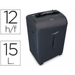 Destructoras de papel marca Q-Connect KF15551