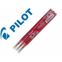 Recambio boligrafo Pilot Frixion Clicker Rojo