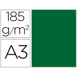 Cartulina Guarro verde abeto