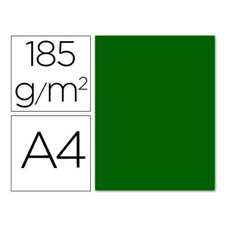 Cartulina Guarro verde billar