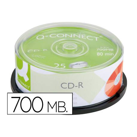 CD-R Q-Connect 700MB 80min