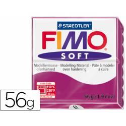 Pasta para modelar Staedtler Fimo Soft color purpura