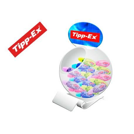 Corrector Tipp-ex micro tape twist 6mt x 5mm