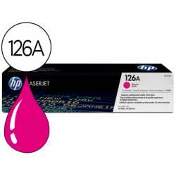 Toner HP 126A CE313A Magenta