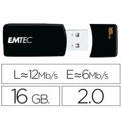 Memoria usb Emtec M400 EM-DESK 16 GB