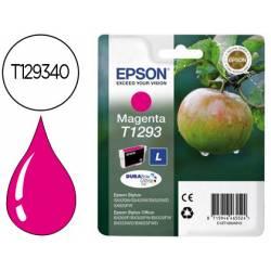 Cartucho de tinta epson stylus T1293 magenta XL