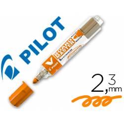 Rotulador Pilot Vboard Master naranja