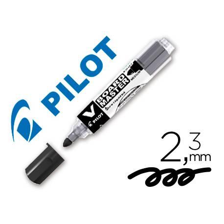 Rotulador Pilot Vboard Master negro