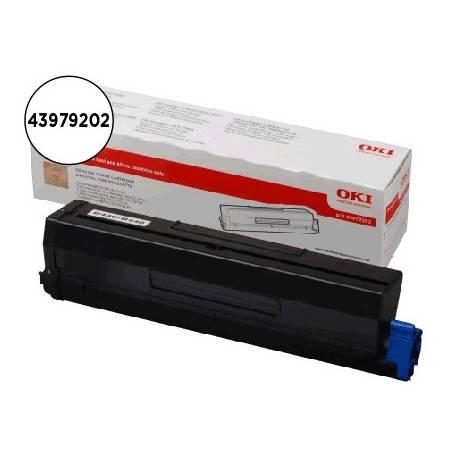 Toner OKI negro (43979202) XL -7.000pag- B430 B440 MB460 MB470 MB480