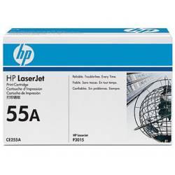 Toner HP 55A CE255A Negro