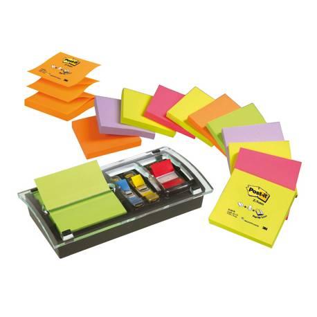 Dispensador y organizador Post-it Z-Notes