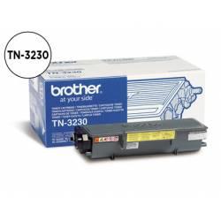 Tóner Brother TN-3230 Negro