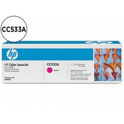 Toner HP 304A CC533A color Magenta