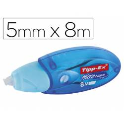 Cinta correctora Micro Tape Twist Tipp-ex
