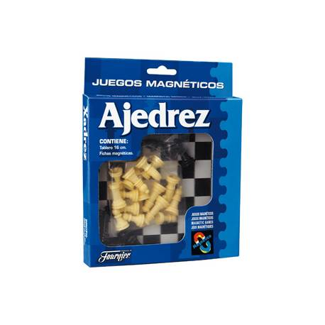 Juego de mesa Ajedrez magnetico Fournier