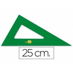 Cartabon acrilico Liderpapel 25 cm