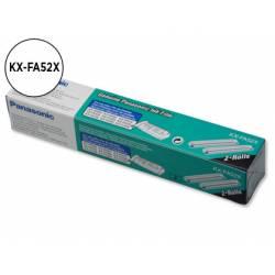 Cartucho Panasonic KX-FA52X Negro