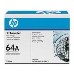 Toner HP 64A CC364A Negro