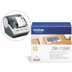Etiquetas impresora Brother DK-11240