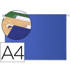 Carpeta colgante Liderpapel A4 Kraft Azul