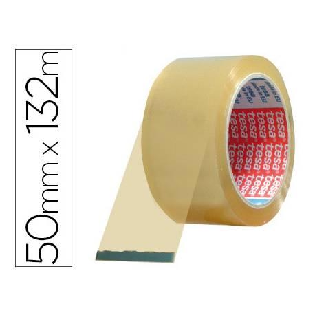 Cinta adhesiva polipropileno Tesa 132 m x 50 mm