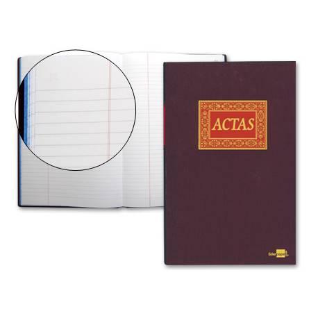 Libro de Actas tamaño Folio encolado