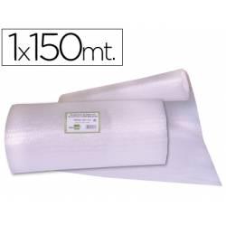 Rollo plastico con burbujas 1x150M