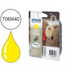 Cartucho Epson T061440 Amarillo