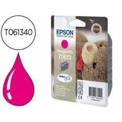 Cartucho Epson T061340 Magenta