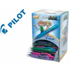 Expositor boligrafo Pilot g-2 Pixie tinta gel