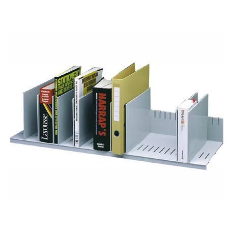 Organizador de armario Paperflow 9 separadores verticales Ajustables
