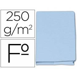Subcarpeta Pocket Gio folio azul