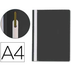 Carpeta dossier fastener Q-Connect Din A4 negro