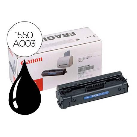 Toner original Canon 1550A003 Negro