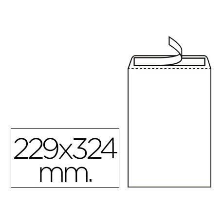 Sobre bolsa Liderpapel DIN C4 blanco