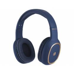 Auricular NGS Artica Pride con microfono ajustable Azul