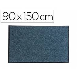 Alfombra Felpudo para suelo Paperflow Poliamida Reciclada 150x90 cm