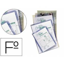 Funda dossier uñero Saro Folio 280 micras transparente