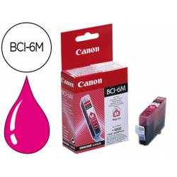 Cartucho Canon 4707A002 Nº BCI-6M Magenta