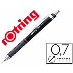 Portaminas Rotring Tikky trazo 0,7 mm Negro