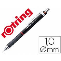 Portaminas Rotring Tikky trazo 1 mm Negro