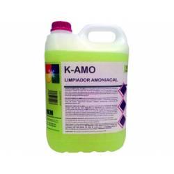 Limpiador amoniacal desengrasante Ikm 5 Litros