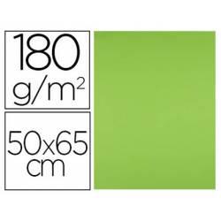 Cartulina Liderpapel Verde Hierba Paquete de 25 unidades