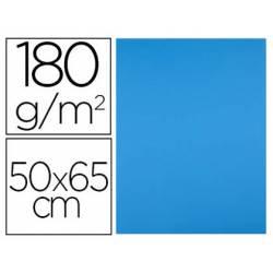Cartulina Liderpapel Azul 25 unidades