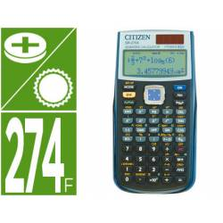 Calculadora científica Citizen SR-270X College